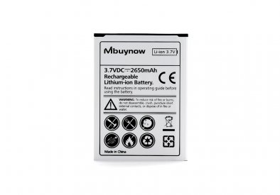 2650mAh Phone Battery for Samsung Galaxy S4 Mini