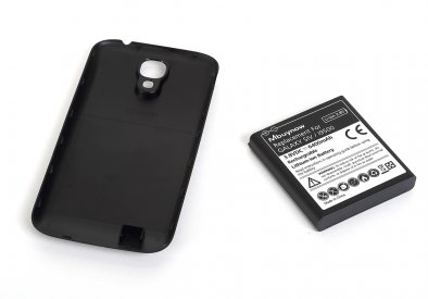 Cell Phone Battery for Samsung GALAXY S4/i9500 with Black Back Shell Cover