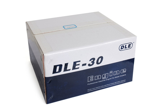 DLE engine