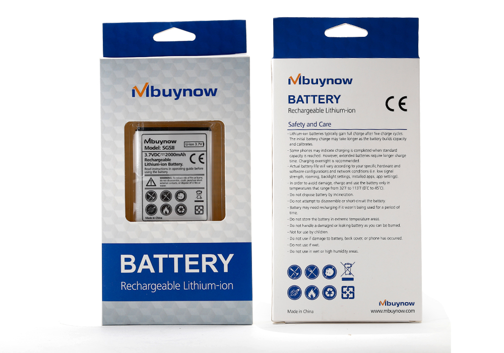 Samsung Galaxy S2 GT-i9100 battery