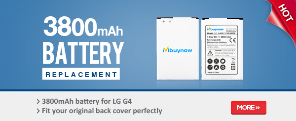 3800mAh battery for LG G4