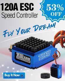 Toro 120A speed controller