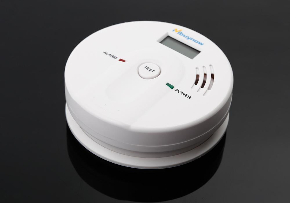 lcd co carbon kohlenmonoxid gas sensor rauchmelder gasmelder gaswarner alarm de ebay. Black Bedroom Furniture Sets. Home Design Ideas