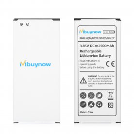 Mbuynow 2500mAh Battery for Samsung Galaxy Alpha G850F